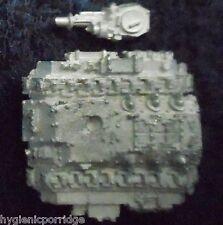 1997 épica IMPERIAL GUARD CHIMERA ciudadela espacio marino 6mm 40K Warhammer army APC