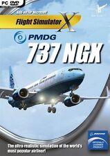 PMDG 737 NGX (PC-DVD) BRAND NEW SEALED ENGLISH VERSION FLIGHT SIM