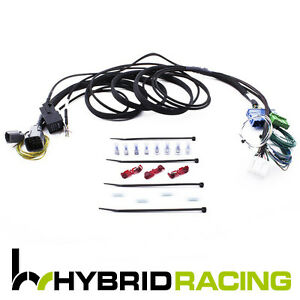 hybrid racing k swap engine conversion wiring harness (96 98 honda 1995 Chevy Transmission Wiring Harness k20 wiring harness