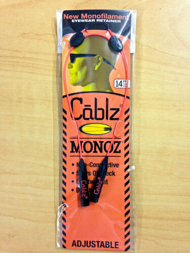Cablz Adjustable Monoz Fluorescent Sunglasses Reading Glasses .Choose Color