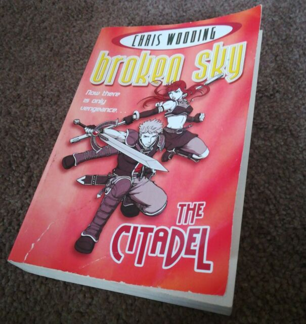 The Citadel by Chris Wooding (Paperback, 2008)