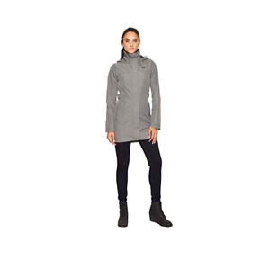 2019 real authentic hot sale Details about The North Face Women's Laney Trench II Jacket in TNF Medium  Grey Sz S-L NEW!