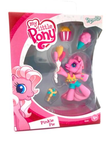 My Little Pony Figure Pinkie Pie with Balloons Ponyville Hasbro New 92156