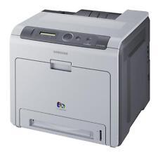 New Genuine SAMSUNG -CLP-620ND Color Printer  No toner No Transfer Belt No Fuser