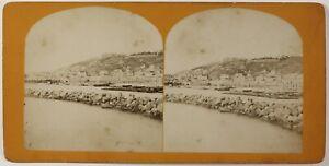 Napoli-Italia-Foto-Stereo-Th1L8n-Vintage-Albumina