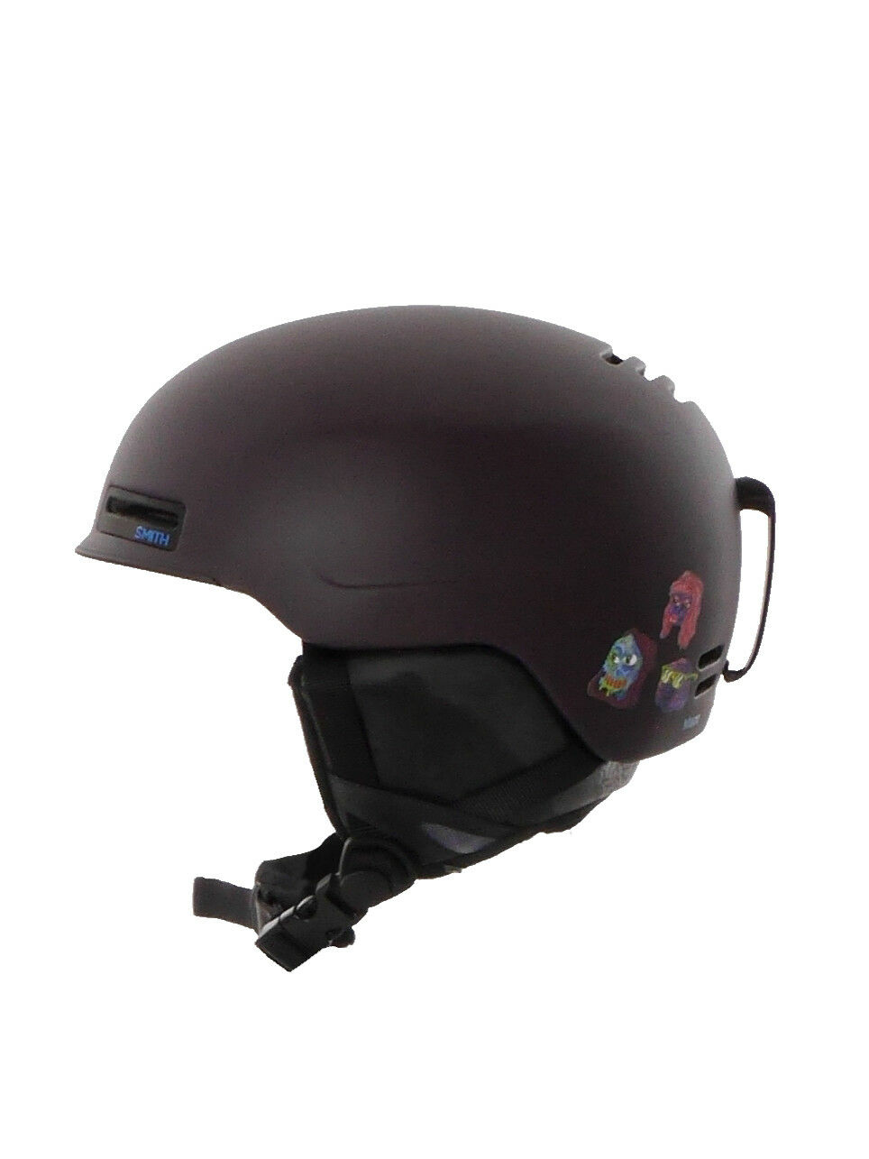 Smith Ski Snowboard  Helmet Maze-Ad Purple Lightweight Plain All Ears Pads  high-quality merchandise and convenient, honest service