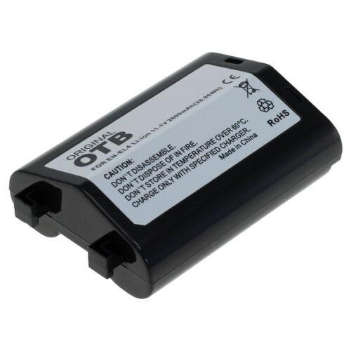 OTB batería para Nikon en-el4//en-el4a
