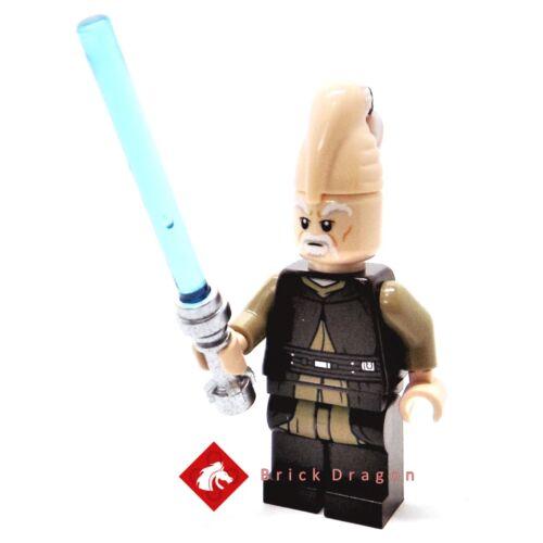 Lego Star Wars Ki-Adi Mundi minifigure from set 75206