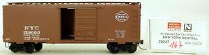 Micro-Trains-Ligne-20047-Nyc-159000-40-039-Piece-Boite-1-160-Emballage-H167-A