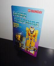 Gobots Slicks Neuf MOC New Robo Machine Bandai Transformers RM-32