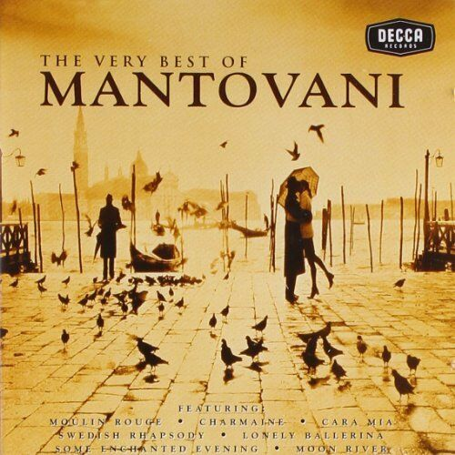 1 of 1 - Mantovani & His Orchestra - The Very Best... - Mantovani & His Orchestra CD S5VG
