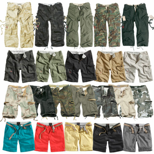 Bermuda Us Army Chino Marche Pantacourt Short Urbandreamz Vintage Cargo Short