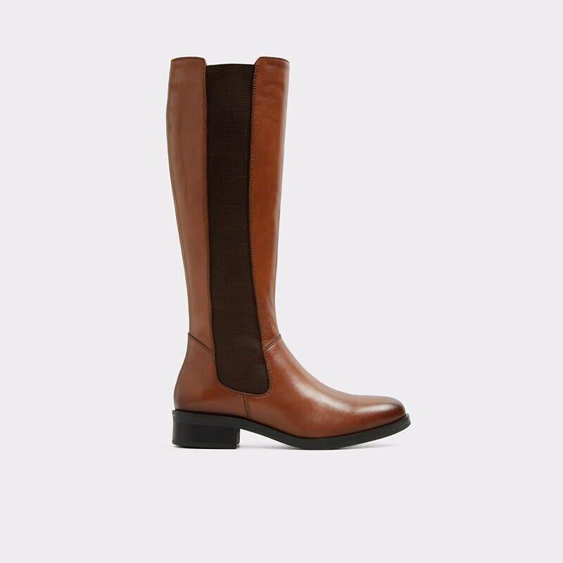 Aldo Lovaedia Knee Boots Ladies  US 7.5 CHOF36