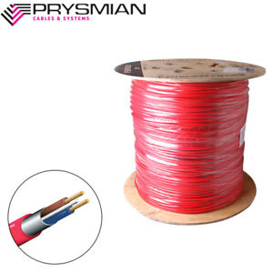 1.5mm Earth Building Wire Electrical Cable BUY PER METRE !!!