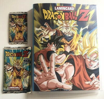 36 LAMINCARDS sous blister lamincard ALBUM JEU ONE PIECE