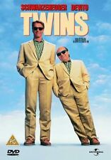 DVD:TWINS - NEW Region 2 UK