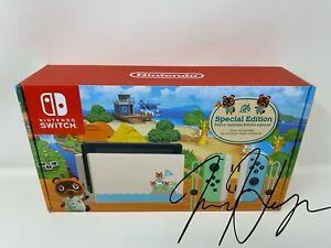 Nintendo Switch 32GB Animal Crossing Edition Console ...