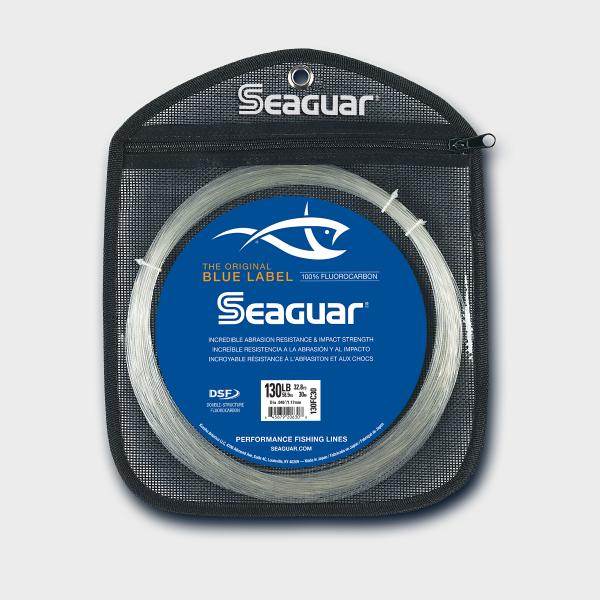 Seaguar 200FC30 Fluorocarbon Invisible Leader Material 200Lb Test 30M 15220