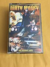 Cutmaster C The Dirty Money Double Tape Hip Hop NYC Mixtape Cassettes