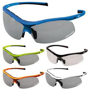 Cratoni Sonnenbrille Fahrradbrille C-SHADE mit Photochromic Gläser (orange) oVVM47GO