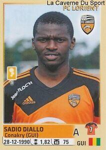 187-SADIO-DIALLO-GUINEA-FC-LORIENT-STICKER-FOOTBALL-2015-PANINI
