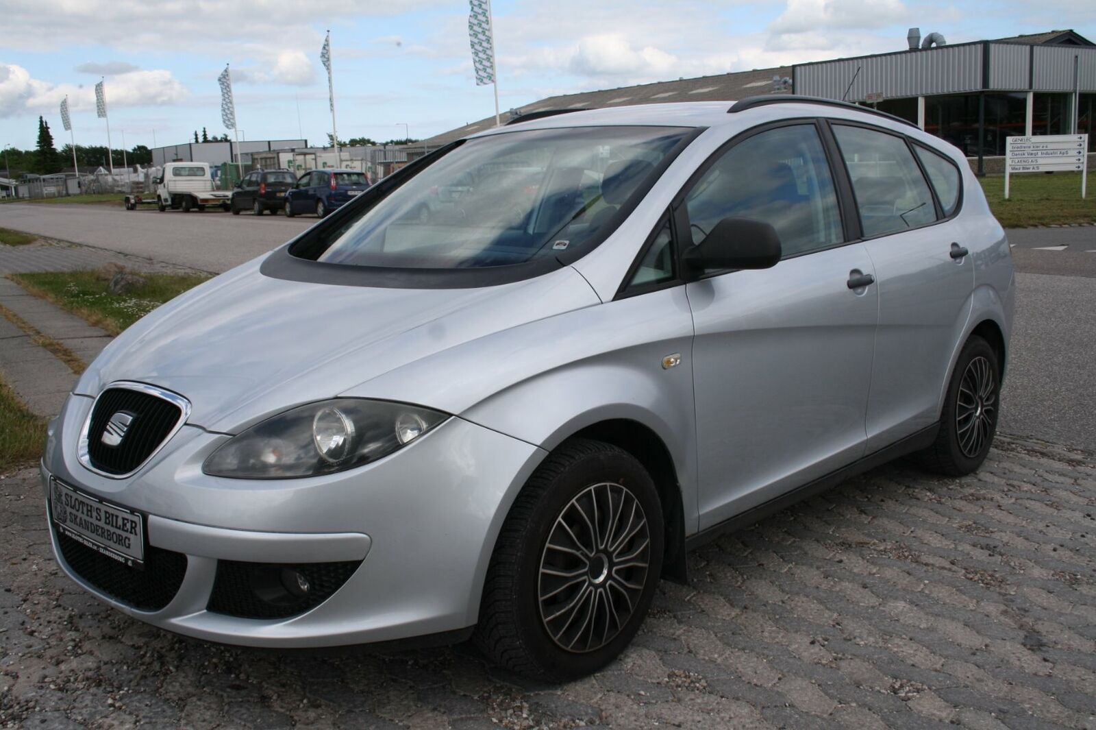 Seat Altea XL 1,6 Reference 5d