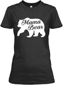 Mother-039-s-Day-Gift-And-Mama-Bear-Gildan-Women-039-s-Tee-T-Shirt