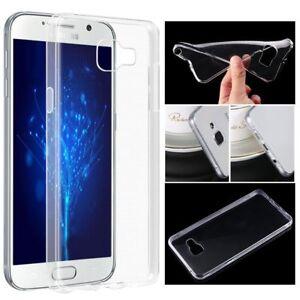 Ultra-Sottile-Trasparente-Morbida-Silicone-TPU-Cover-Custodia-per-Samsung-Xiaomi