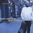 Home at Last by Don Lanphere (CD, Nov-2001, Origin Records)