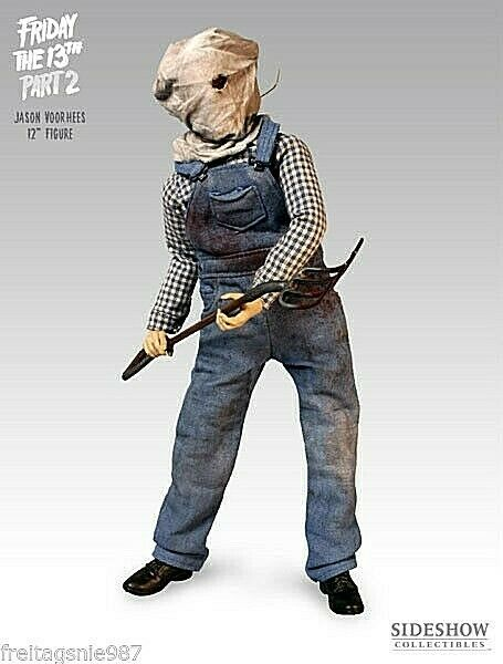FRIDAY 13TH  JASON VOORHEES figure ltd 5000 Sideshow  meilleur prix