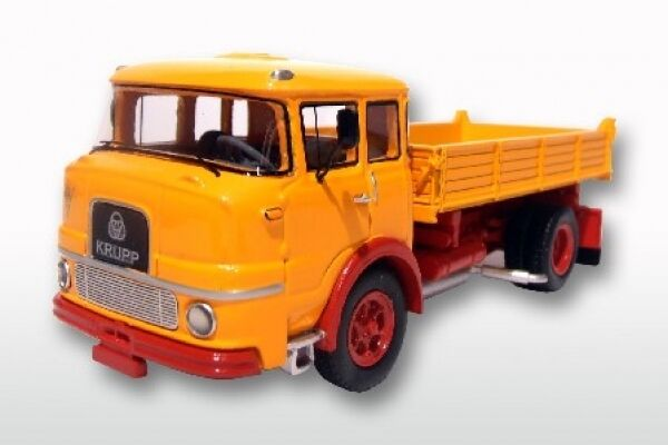1 50 oren Oldies Krupp kf980 avec  dreiseiten benne Orangejaune g0007365  achats en ligne et magasin de mode