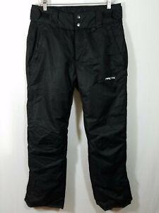 Arctix-Womens-Black-Insulated-Snowboard-Ski-Pants-Size-Medium