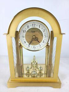 Howard-Miller-Quart-Anniversary-Mantle-Clock-READ-DESCRIPTION