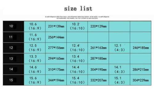 "2X Clarity//Anti Glare 12.5/"" Screen Protector For Lenovo Thinkpad Yoga 260 Touch"