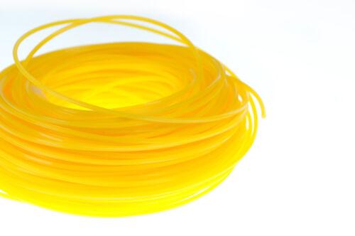 15m Trimmer Schnur 1.6mm für Einhell Met 5529 Oregon Gelb Starline