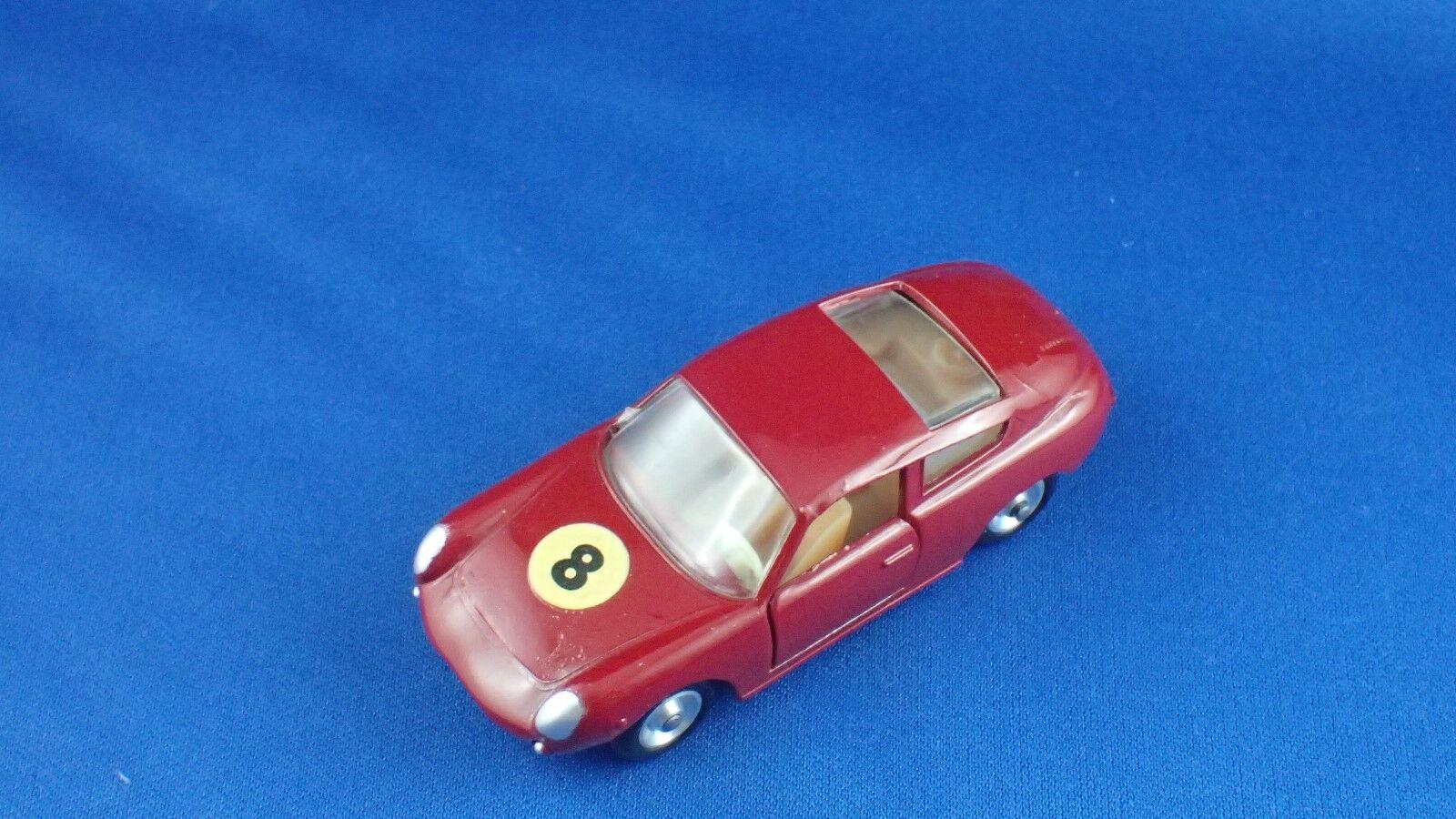 Modellauto Solido Fiat Abarth 9 62 124 1000 Super Zustand Zustand Zustand 9d927c