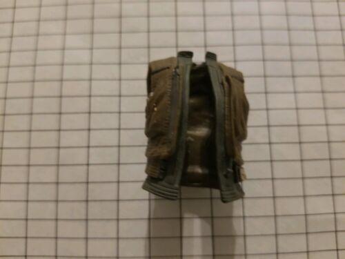 1:12 scale Utility Vest pour Femme MARVEL figures Star Wars Black Series 6 In environ 15.24 cm