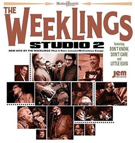 Weeklings - Studio 2 [New CD]