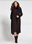 New petto Union Sz Long Coat Company lana Gabrielle York Xs Nero a doppio in ZSrwqPZt
