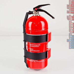 Gloria-PD2GA-PROTEX-2kg-Auto-Pulverloescher-A-B-C-Feuerloescher-mit-KFZ-Halterung