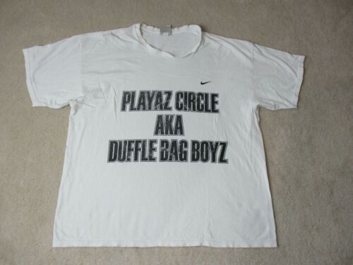 2 Playaz volwassen plunjezak 90s 2xl Tee Xxl Hop Rap Circle Shirt Hip Chainz Jongen xWEQdCBero