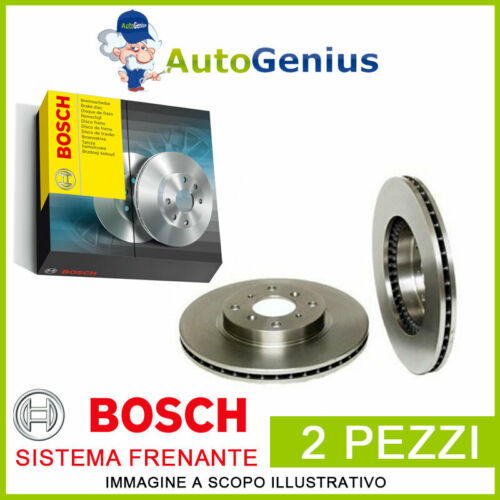 COPPIA DISCHI FRENO ANTERIORI TOYOTA PRIUS PLUS 1.8 Hybrid 11/> BOSCH 79768
