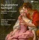 Du angenehme Nachtigall (CD, Dec-2011, Carus)