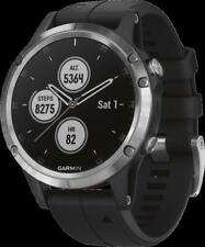 Artikelbild Garmin fenix 5 Plus Silber-Schwarz Smartwatch Sportuhr