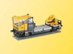 HS-Kibri-26100-ROBEL-Gleiskraftwagen-Fertigmodel