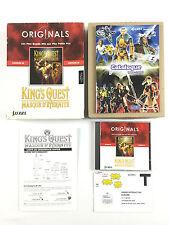 Jeu King's Quest Masque D'éternité Sur PC Big Box / Boite Carton