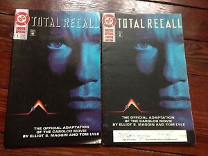 Total-Recall-limited-edition-201-signed-by-artist-and-writer-1990