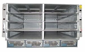 Details about Cisco UCS 5108 Blade Server Chassis Enclosure 2X PSU 8x Fans