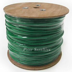 12-or-10-Gauge-AWG-Green-Solid-Copper-Grounding-Wire-UL-Listed-Cable-Satellite
