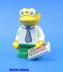 LEGO-THE-SIMPSONS-Serie-2-71009-Figura-nr-10-Hans-Moleman